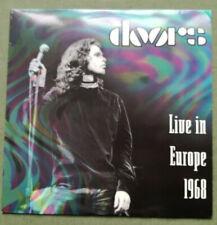 THE DOORS**LIVE IN EUROPE 1968**JAPAN LASERDISC**MINT