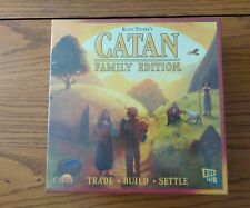 Settlers Of Catan family edition Factory Sealed Board Game