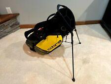Cobra Speedzone Premium Stand Bag by Vessel in Excellent Condition