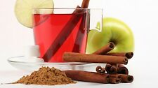 Apple Cinnamon Fragrance oil simmer Candle Soap making hand poured Dropper free