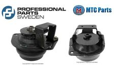 NEW Saab 9000 1990-1998 Set Pair of 2 Front & Rear Lower Engine Motor Mounts