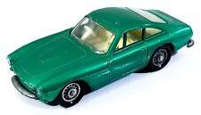 Lesney Matchbox Ferrari Berlinetta / #75B / Green / Wire Hubs / Very Good