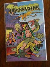Tyranostar #14 Underground Comix Comic Book 3-D Zone King of the Dinosaurs
