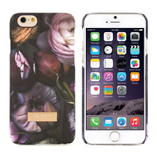 Oficial Ted Baker soft-feel Nuevo Shell Aw15 Iphone 6 6s fraiser (Sombra Flora)