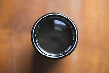 Minolta MC Tele Rokkor - PF 135mm f2.8 Lens