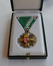Hungary Long service cross medal - NCO's 2nd class
