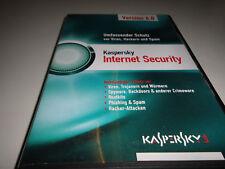 Antiviren-Software Kaspersky Version 6.0 für Windows