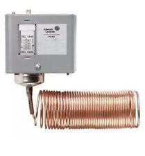 Johnson Controls A72ae-1C Line Volt Mechanical Tstat, Close High, 25 Degrees To