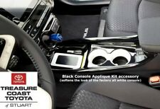 NEW OEM TOYOTA PRIUS & PRIME CENTER CONSOLE & SHIFTER APPLIQUE 2016-2019