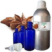 Pure ANISEED OIL 100% Natural Essential Oil Therapeutic Grade Undiluted 5-250ml