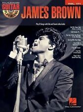James Brown: Guitar Play-Along Volume 171 by James Brown (Mixed media...