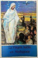 La Virgen habla en Medugorie Tiberio Munari