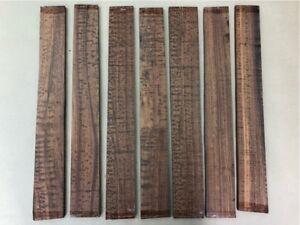 Schlangenholz Griffbrett | Snakewood Fingerboards | Tonholz | Tonewood