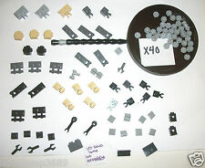 100 PC LEGO Set 10230 Spare 47905 30237 60475 59900 54200 2540 60478 4081 4735