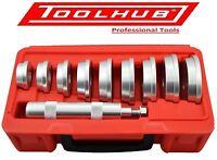 Tool Hub 9711 Professional Master Wheel Aluminium Bearing Race Seal Driver Set
