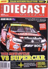 The Diecast Magazine #33 Biante Classic Bathurst Chevrolet Mack Lincoln Brock