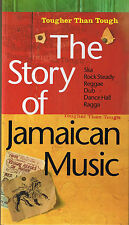 Story of Jamaican Music-tougher than tough various artists 4 cd longbox poo