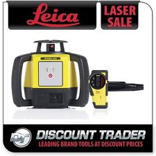 Leica Rugby 610 Professional Rotating Laser - 6008612