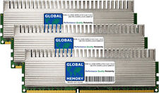 6 GB (3 X 2 GB) DDR3 2133 MHz PC3-17000 240-PIN Kit de RAM DIMM Overclock para juegos de PC
