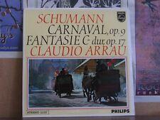 SCHUMANN CARNAVAL OP. 9, ARRAU - UK LP SAL3630