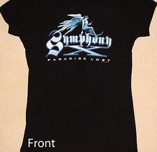 Symphony X Babydoll Paradise Lost Juniors Shirt NEW S