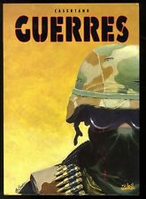 GUERRES      Ed. Soleil Productions     CASERTANO    EO