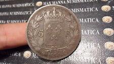 FRANCIA FRANCE 5 FRANCS FRANCHI 1830 Q ARGENTO SILVER COD. FRANCIA-9