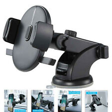 Adjustable Car Phone Holder Dashboard Windshield Mount Automatic Lock Stand New