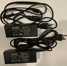 TWO 2 AC Adapter Chargers for HP Pavilion dv7-3065DX and other dv series