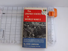 """Ww Ii """"The United States In World War Ii"""" by don Lawson 1965 2nd edition Pb"""