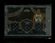 Jason Kidd Triple Threads 3x Patch #5/27! JERSEY #! 1/1? RARE New Jersey Nets SP