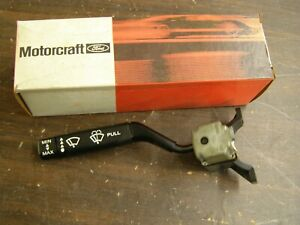 NOS OEM Ford 1981 1982 1983 Escort Lynx Windshield Wiper Lever Arm Switch EXP
