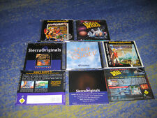 Sierra Adventure raccolta Space Quest Woodruff Kings Quest torrins passage ecc.