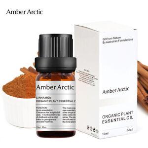 Pure Cinnamon Essential Oil Aromatherapy Natural 10ml Cinnamon Oils Therapeutic