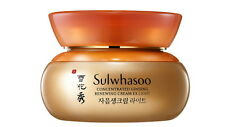 Amore Pacific Sulwhasoo Concentrated Ginseng Renewing Cream EX Light Total Anti-