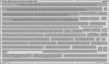 Eduard 1/200 Bismarck CORAZZATA TEDESCA 1941 parte 8-strutturale RINGHIERE # 5309