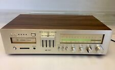 Panasonic 8 Track AM-FM  4-CHANNEL AMPLIFIER MODEL RE-8420 Made in JAPAN