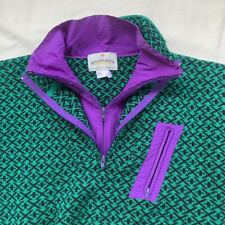 New listing Obermeyer Mens Vintage Half Zip Ski Sweater Size Medium