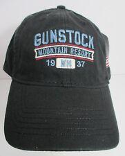 Gunstock Mountain Hat Cap New Hampshire Mountain Resort USA Embroidery New