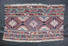 LATE 19th Century,RARE ANTIQUE CAUCASIAN COLORFUL BAG FACE MAFRASH HIGHT QUALITY