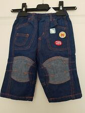 Pantalon TISSAIA 6 mois  jean bleu
