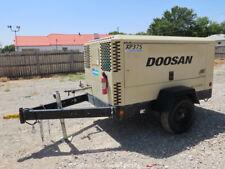2012 Doosan Hp375Wcu-Fx-T3 375 Cfm Towable Air Compressor Diesel -Parts/Repair