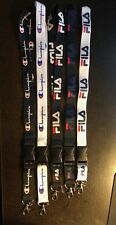 FILA AND CHAMPION LANYARDS/LANYARD KEYCHAIN *FAST FREE SHIPPING* US SELLER