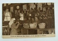 Vintage American Early 1900s Rare Un-posted Antique Postcard Collectible