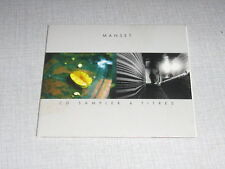 GERARD MANSET MAXI CD PROMO FRANCE 4 TITRES