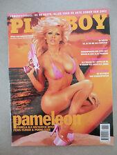 PLAYBOY  (NL)   8 - 2002   PAMELA ANDERSON - AMY COBB