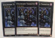 Yu-Gi-Oh! LEHD-ENC36 - 3 x Evilswarm Thanatos - 1st edition - Common