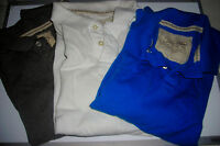 URBAN PIPELINE MENS CASUAL DRESS POLO SHIRTS LOT OF THREE LARGE
