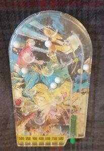 Flash Gordon Bagatelle Game~Pinball~Nasta~1976~Hong Kong~Used in Box~King Feat.