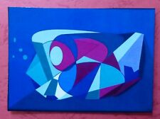 ACEO - SEA BASS - LIMITED EDITION PRINT 50-R.BOZZETTI--13-378